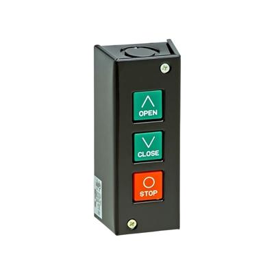 Nema 1 3 Push Button Station Pbs 3