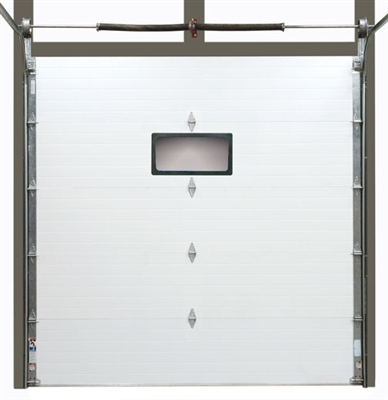 Th160 Sectional Thermal Door
